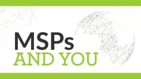 Managed service provider IT