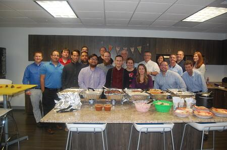 Thanksgiving Potluck Celebration