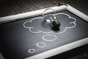 Lightbulb cloud - A look at cloud data backup