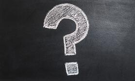 Question Mark - Why is data backup important?